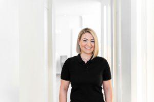 Angela Schlösser Zahnmedizin Prophylaxeassistentin ZMP-Röntgenbeauftragte