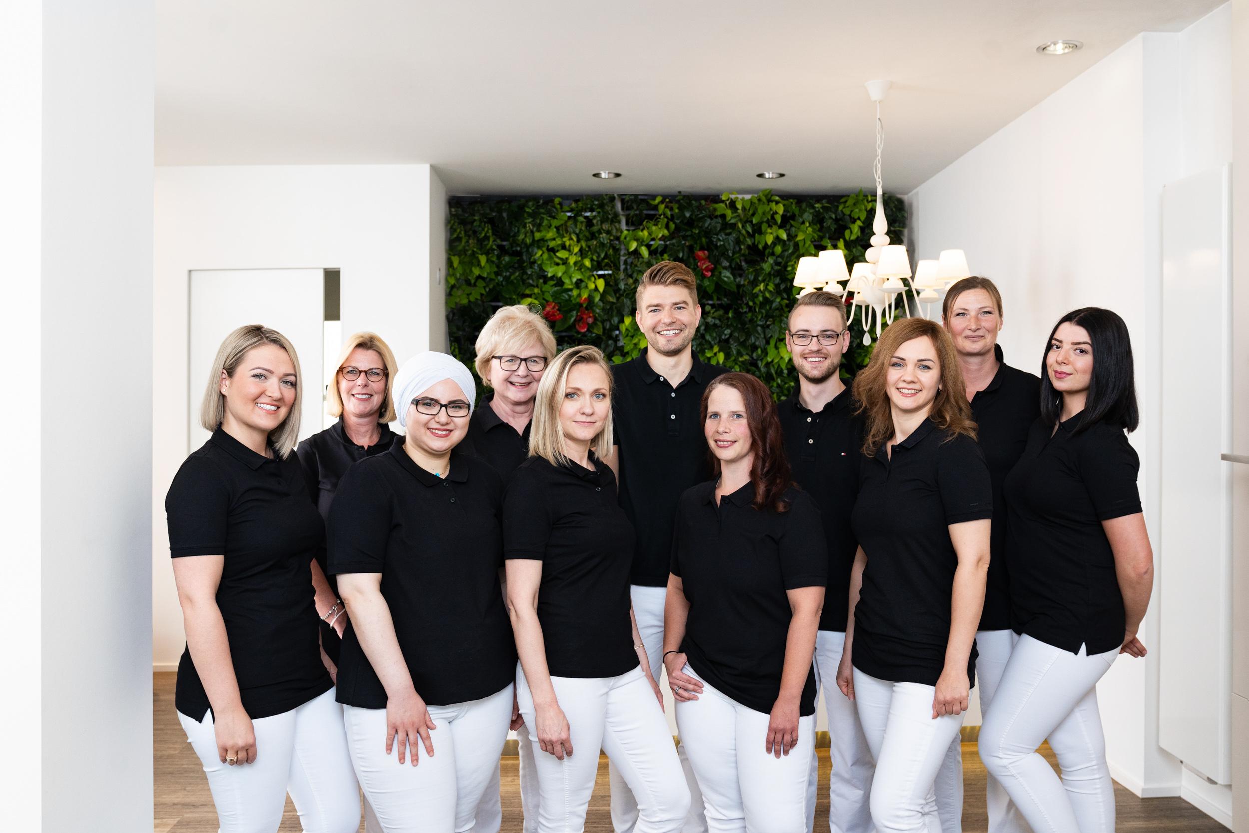 Zahnarztpraxis White Spot Team
